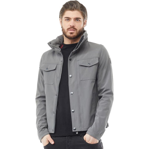 883 Police Mens Arvin Jacket Charcoal