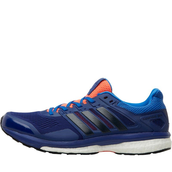adidas Mens Supernova Glide 8 Running Shoes Unity Ink/Core Black/Blue