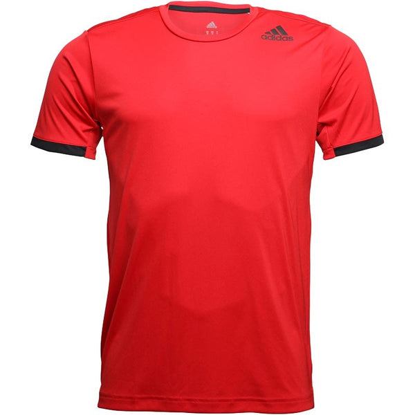 adidas Mens Freelift Climacool Top Ray Red