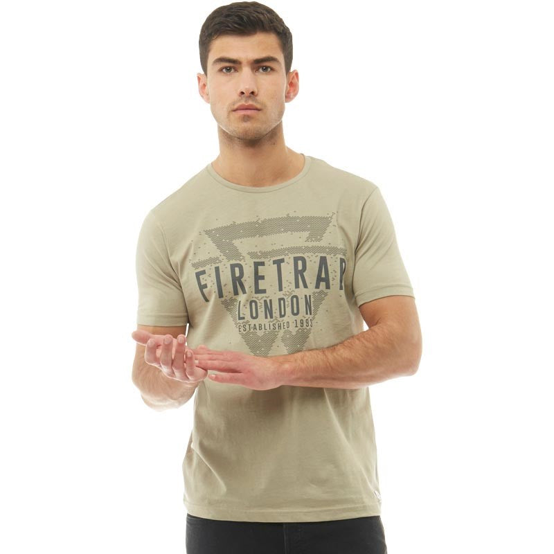 Free Shipping With Paypal Limited Edition Online Mens Morrin T-Shirt Firetrap Visit New Pay With Visa Cheap Price 5eRNNA