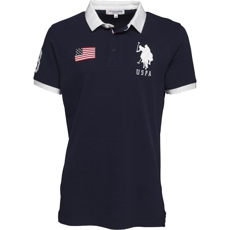 U.S. Polo Assn. USPA SPORT - Polo - navy