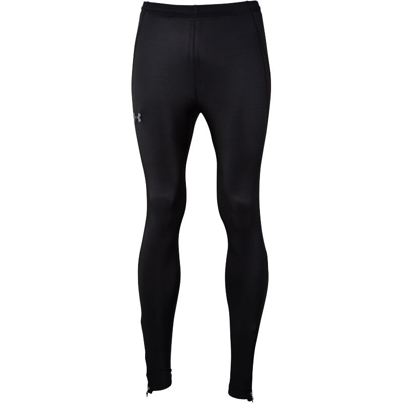 54e484247eba Under Armour Mens HeatGear Draft Compression Tight Leggings Black – Vittarro