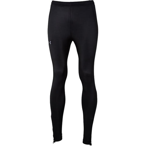 Under Armour Mens HeatGear Draft Compression Tight Leggings Black
