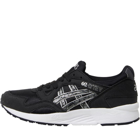 Asics Tiger Junior Gel Lyte V GS Trainers Black/Silver