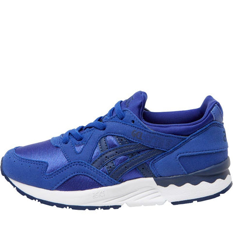 Asics Tiger Junior Gel Lyte V PS Trainers Asics Blue/Indigo Blue
