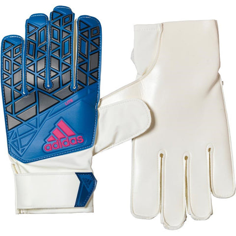 adidas ACE Lite Goalkeeper Gloves White/Blue