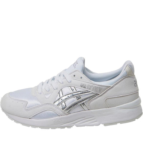 Asics Tiger Junior Gel Lyte V GS Trainers White/Silver