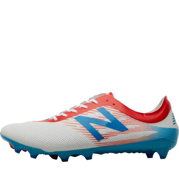 00db0a96d3cc New Balance Mens Furon 2.0 Pro FG Football Boots White/Atomic/Barracud –  Vittarro
