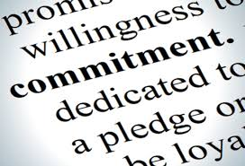 Commitment with a sprinkle of BELIEF on top