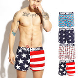 Cueca Boxers Hero Rock Star