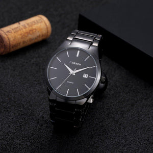 Luxury  Analog Business Wristwatch