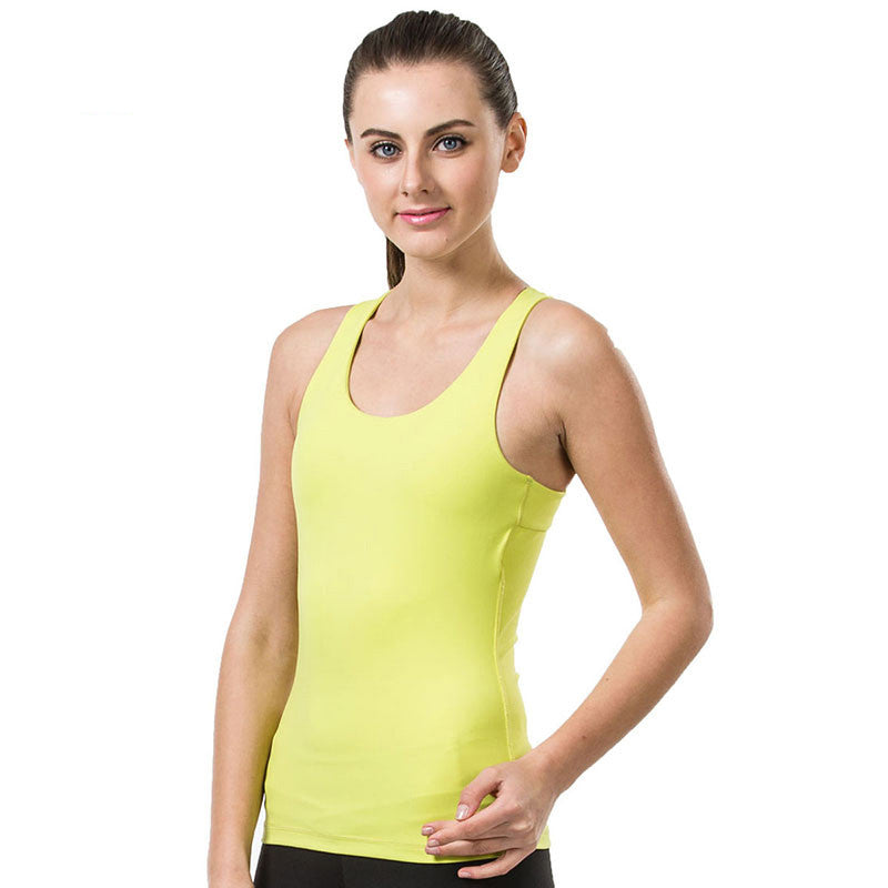 Fitness Yoga Shirts Women Breathable Fitness Women Sports Shirts Running Jogging Gym Running Tank Top Sexy Elastic Vest - www.maboutiquefashion.com