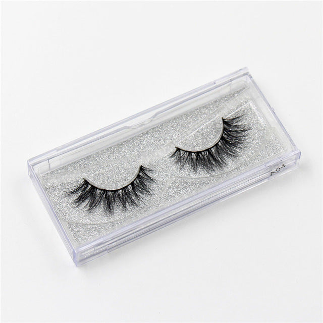 Faux cils allure naturelle - www.maboutiquefashion.com