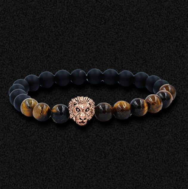 Bracelet Lion TIBET - www.maboutiquefashion.com