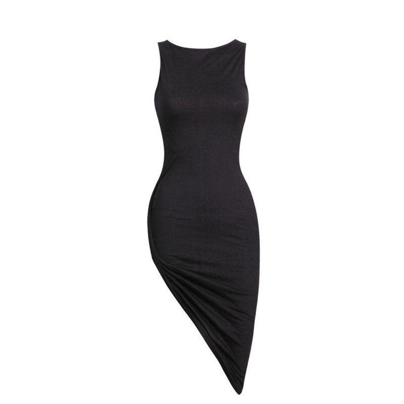 Sexy Women Sleeveless Bandage Bodycon Cocktail Party Long Maxi Dress - www.maboutiquefashion.com