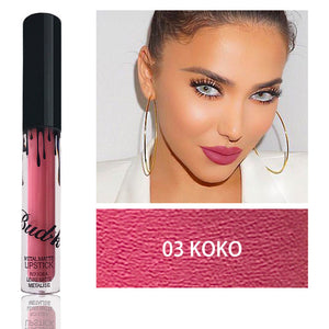 Brand Liquid Matte Lipstick set lips Pencil Makeup - www.maboutiquefashion.com