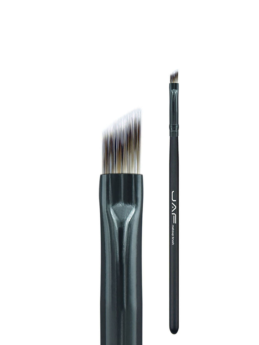 JAF Angled eyebrow brush synthetic hair professional makeup brushes eye brow make up 04STA - www.maboutiquefashion.com