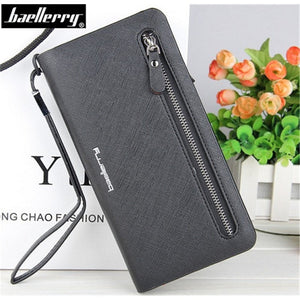 New handbags women multi-functional ladies wallet long section zipper phone bag - www.maboutiquefashion.com