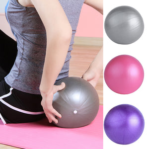 Explosion-proof Thickening Fitness Mini Yoga Ball Pilates Fitball for Kids Women - www.maboutiquefashion.com