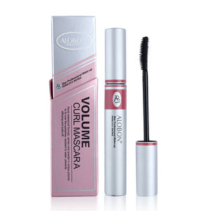 Black Ink 3d Fiber Lashes Mascara Individual Curl Eyelash Extension Colossal Mascara Volume Express Makeup 12ml - www.maboutiquefashion.com