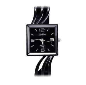 Fashion Bracelet Wrist Watch Women'S Watches Full Steel Ladies Watch - www.maboutiquefashion.com