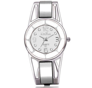 Top Luxury Rhinestone Wrist Stainless Steel Ladies Watch Women'S Watches - www.maboutiquefashion.com