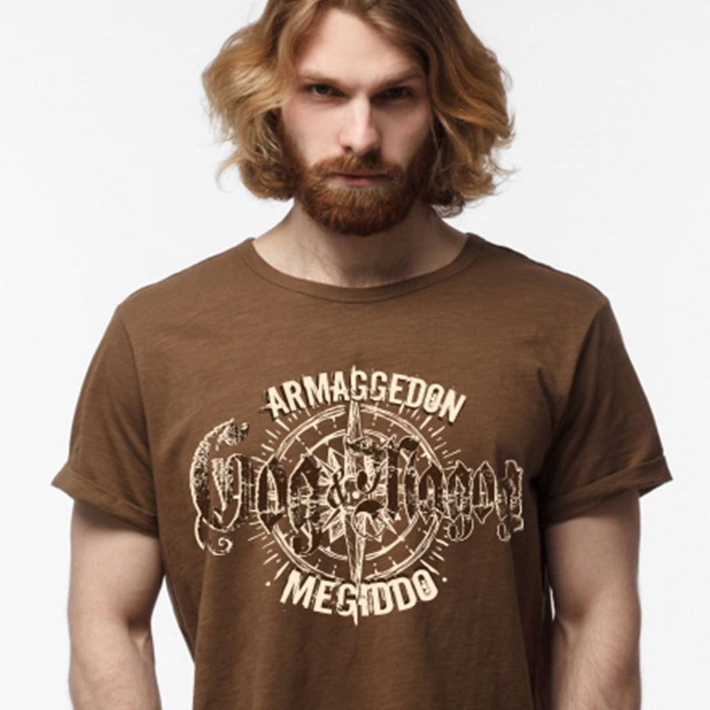Gog and Magog - Unisex Faith T Shirt-WearBU.com