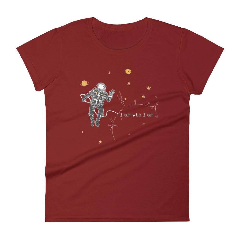 I Am Who I Am - Women's Inspirational T Shirt