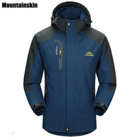 Men/Women Waterproof Hooded Jackets