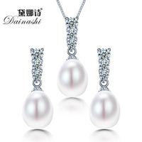 Imported Pearl Jewelry Set Tajori World