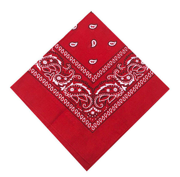 Men/Women Cotton Blended Hip-hop Head Scarf