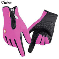 Tnine Men/Women Windproof TouchScreen Gloves