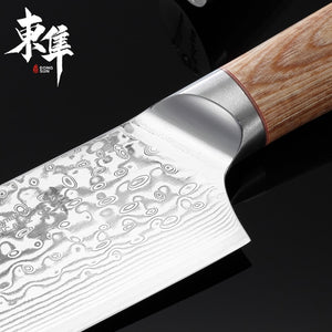 VG-10 67-Layer Damascus Gyuto Chef Knife | Velvet Hollow
