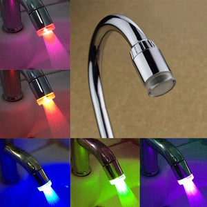 LED Color Sensor Faucet