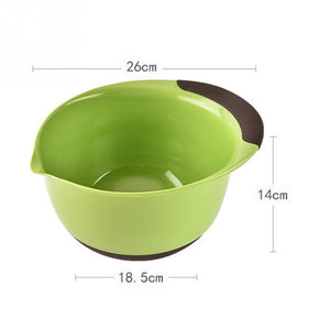 3 Piece Mixing Bowl Set | Velvet Hollow