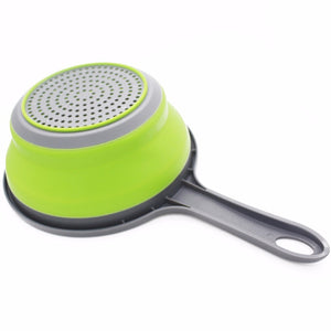 Silicone Collapsible Strainer | Velvet Hollow