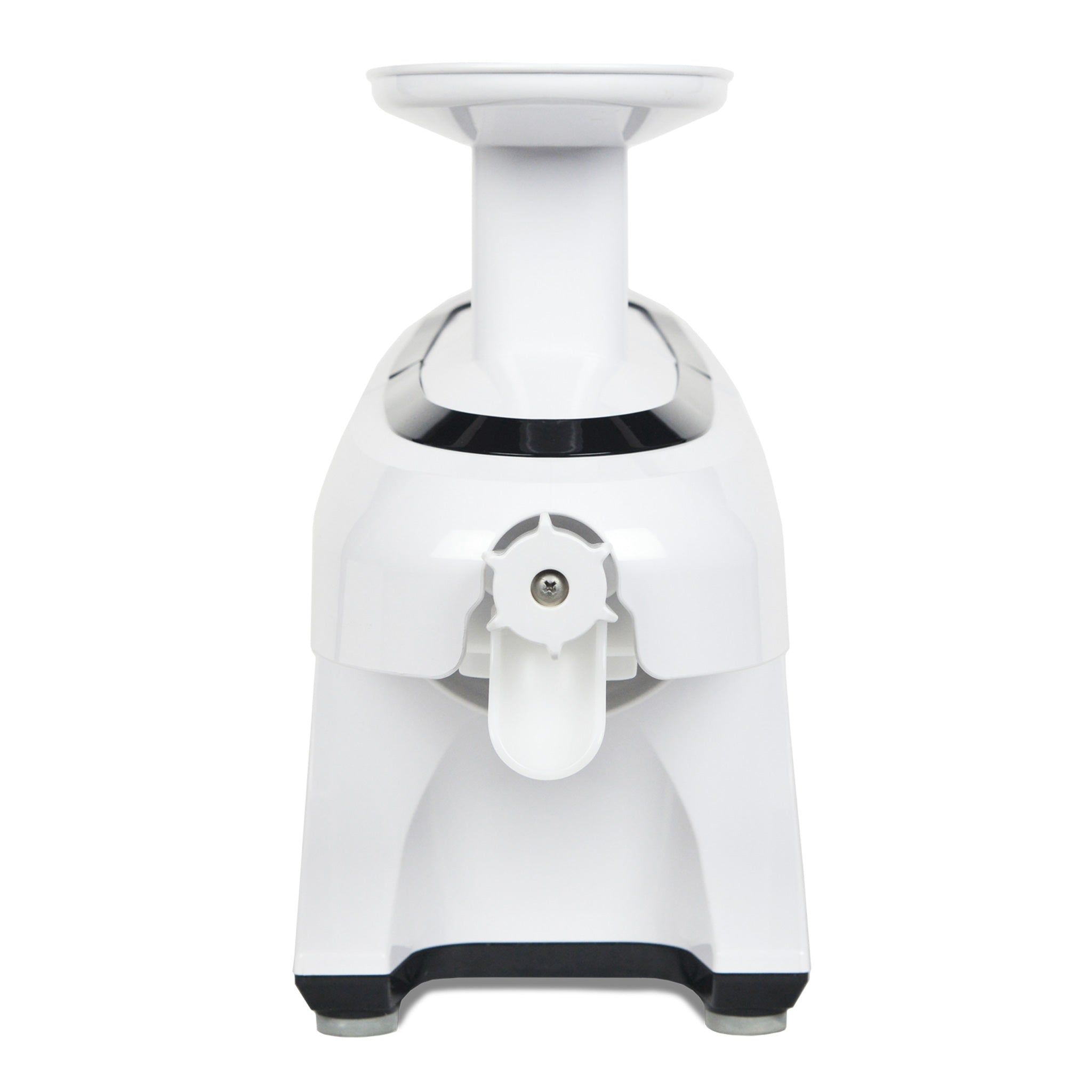 Greenstar® Elite Jumbo Twin Gear Slow Masticating Juicer in White GSE-5000-B - Tribest