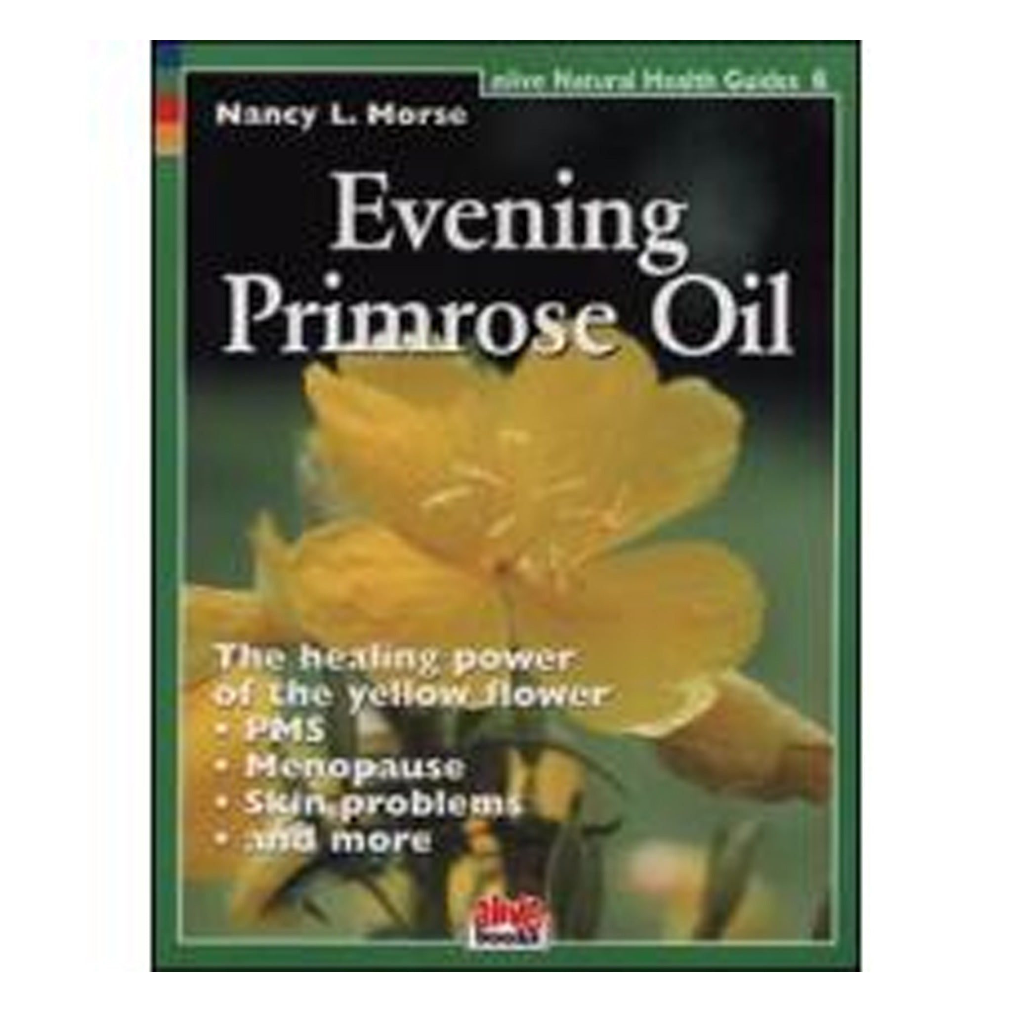 Evening Primrose Oil, GPBNM01 - Tribest