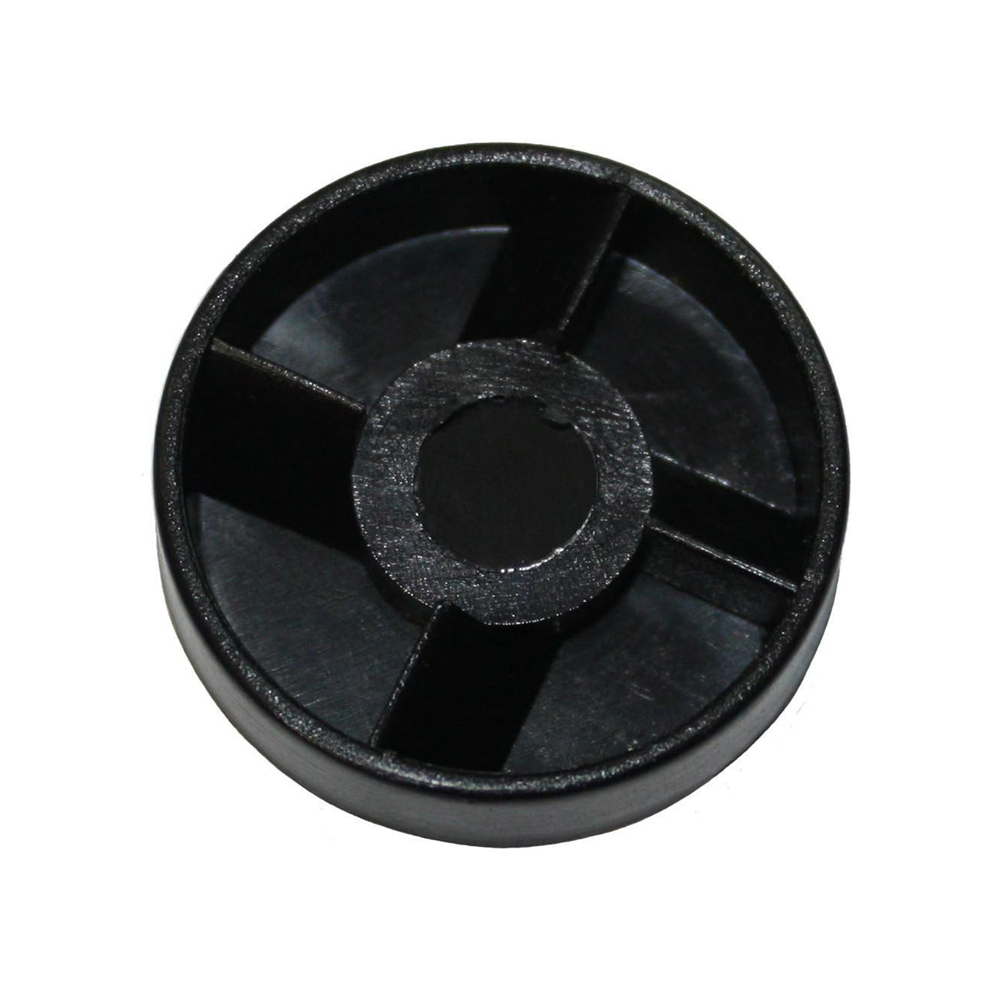 Replacement motor clutch for the Personal Blender®. This is the black piece that sits inside your motor base.