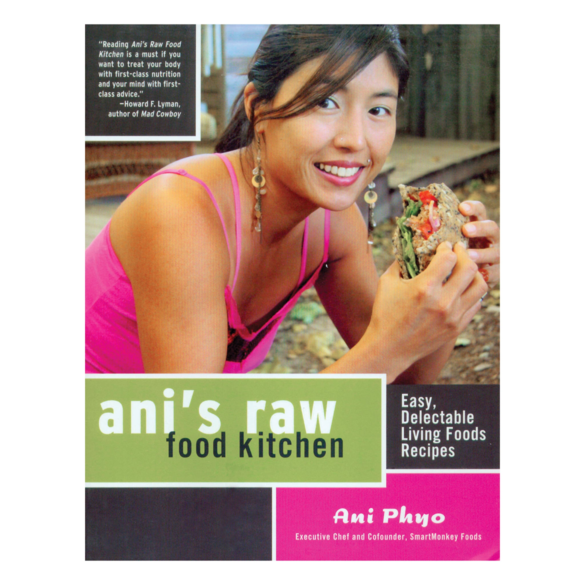 Ani's Raw Food Kitchen, GPBAP01 - Tribest