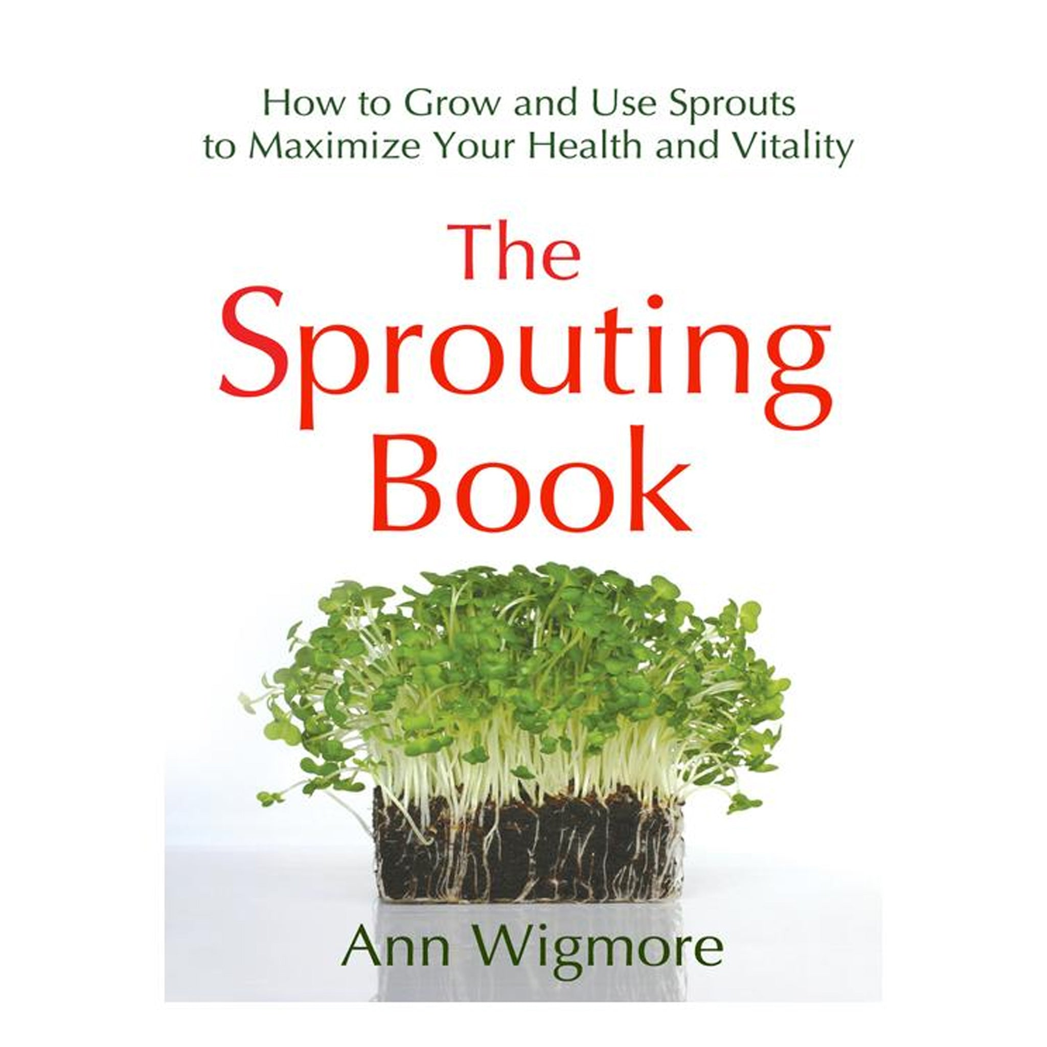 The Sprouting Book, GPBAW03 - Tribest