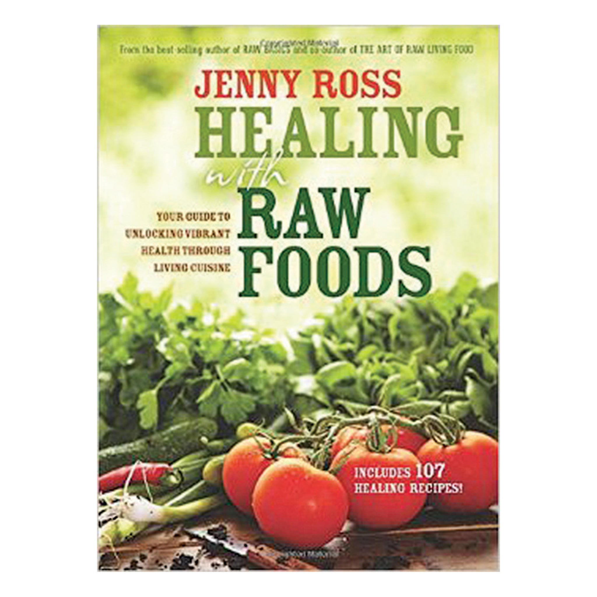 Healing with Raw Foods, GPBJR10 - Tribest