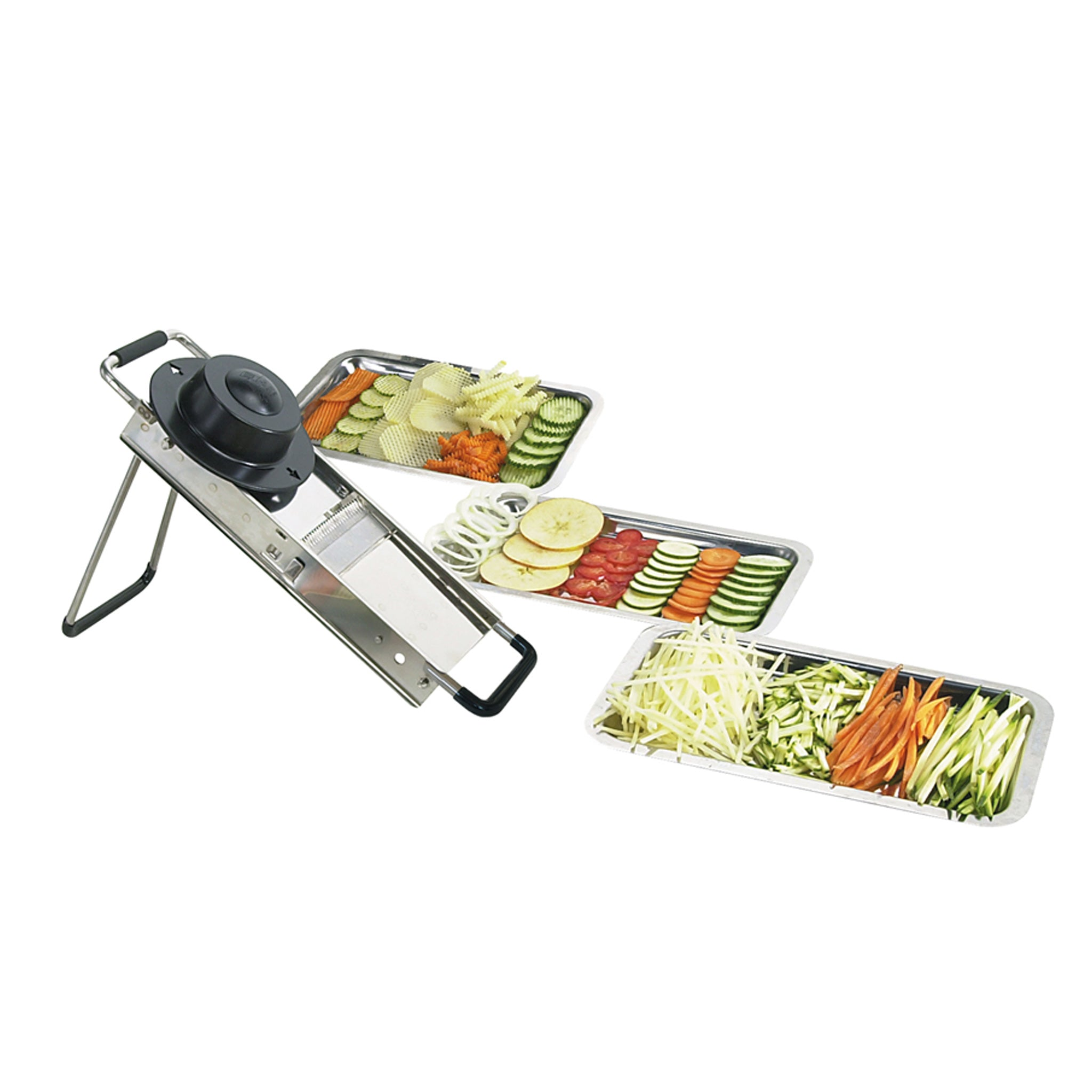 "Bron-Coucke 15000 ""The Chef"" Mandoline Slicer - Tribest"