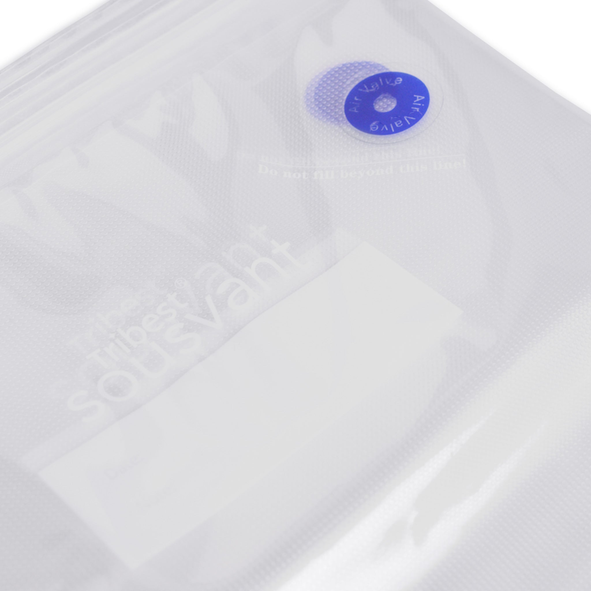 "These are reusable, resealable vacuum bags. They can be used with a vacuum pump to create an airtight seal. They come in a set of 10.   Capacity: 0.875 Gallons/112 oz Dimensions:11""L x 10"