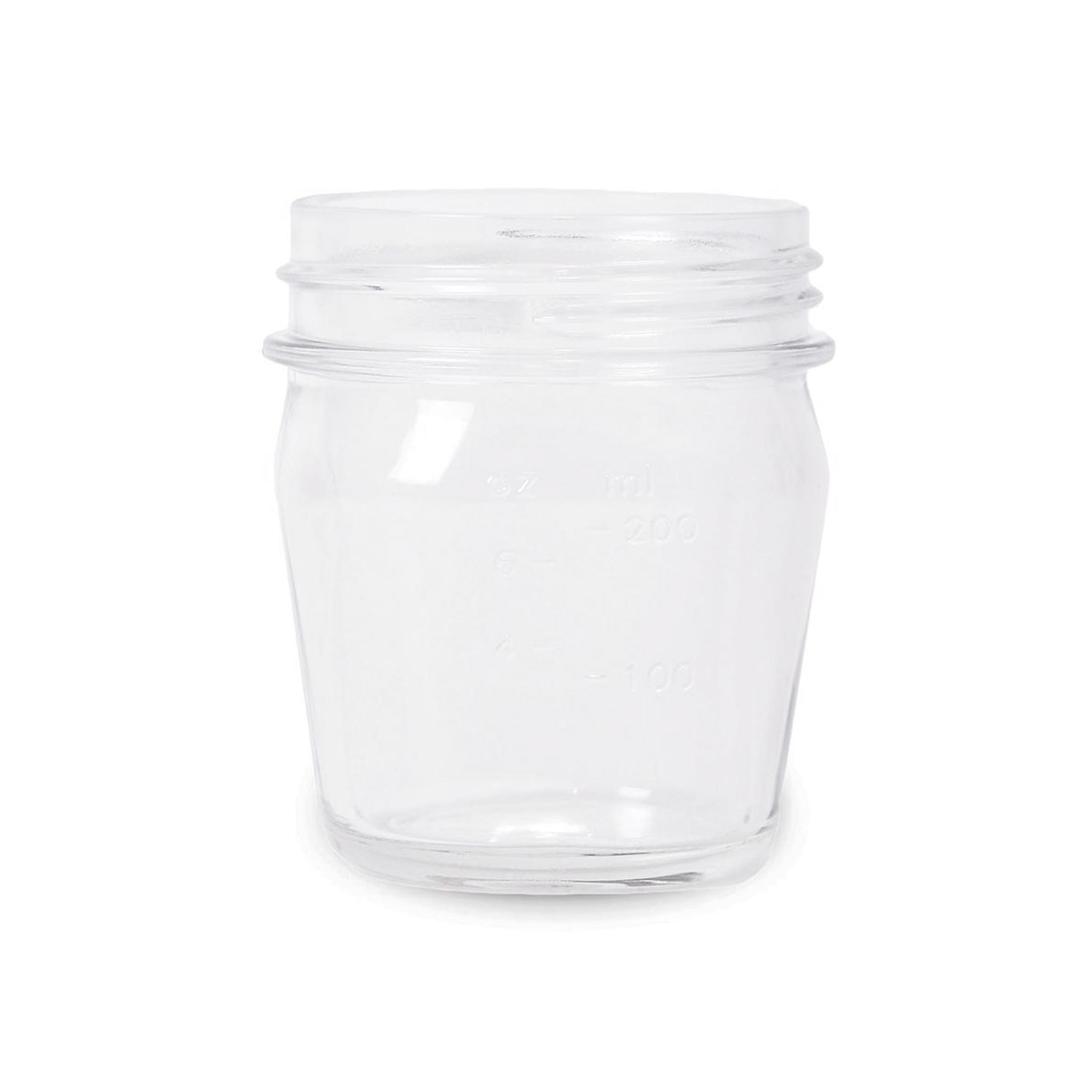 8 oz Glass Container for the Glass Personal Blender®.