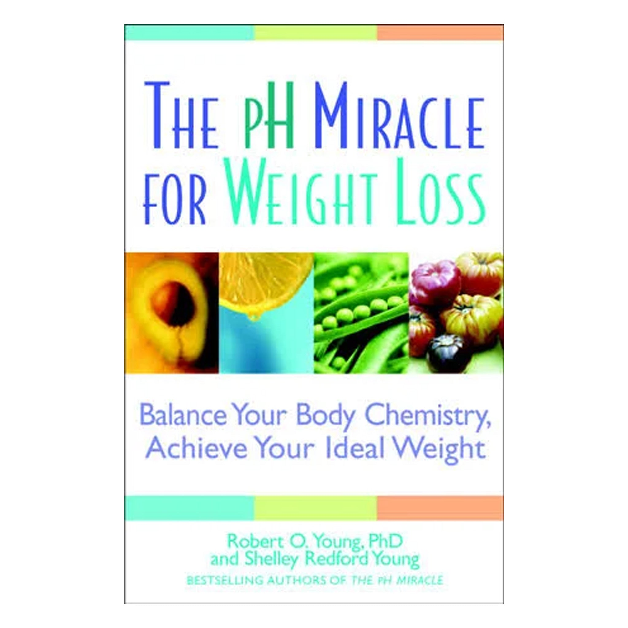 The pH Miracle for Weight Loss: Balance Your Body Chemistry, Achieve Your Ideal Weight GPBRY03 - Tribest