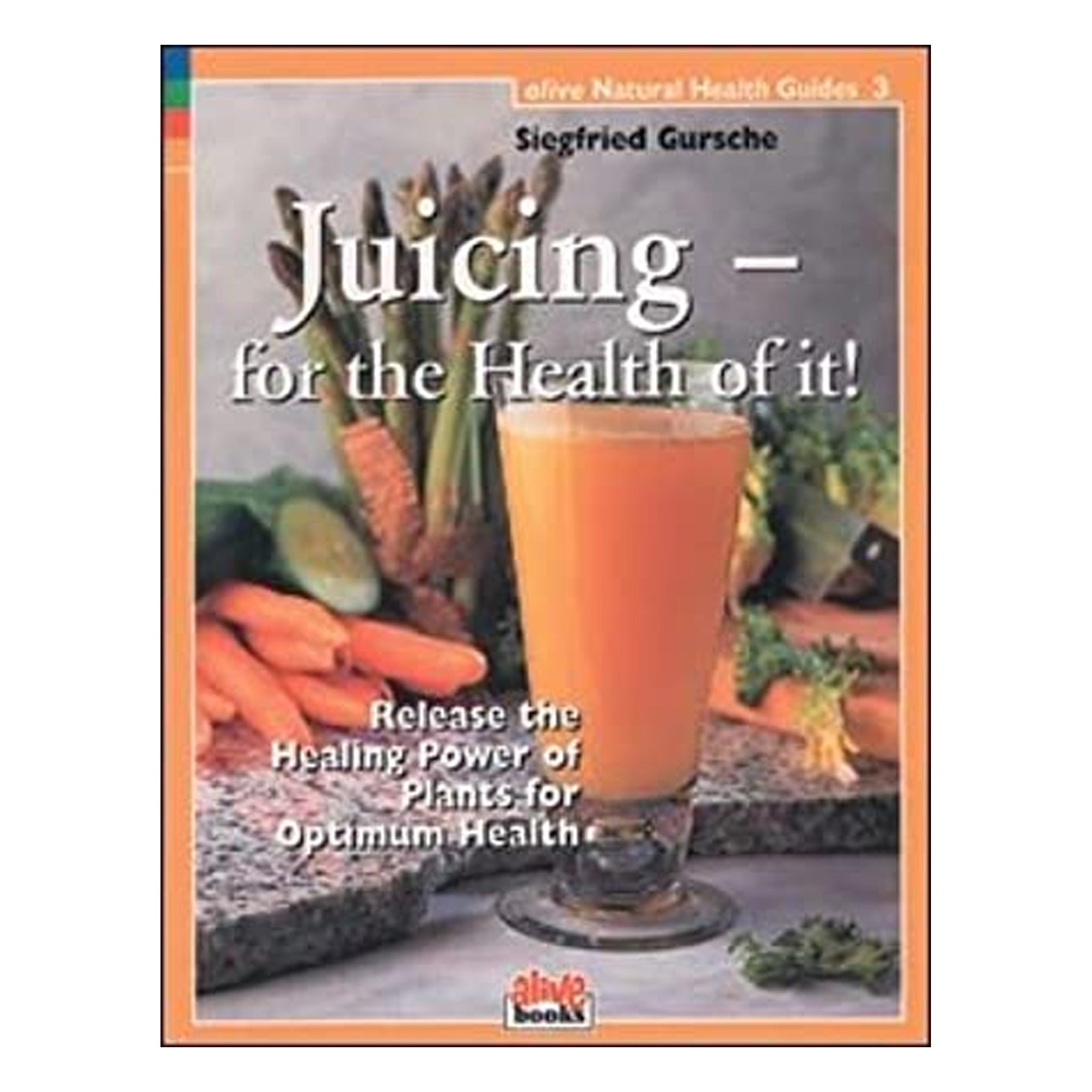 Juicing - for the Health of it! GPBSG02 - Tribest