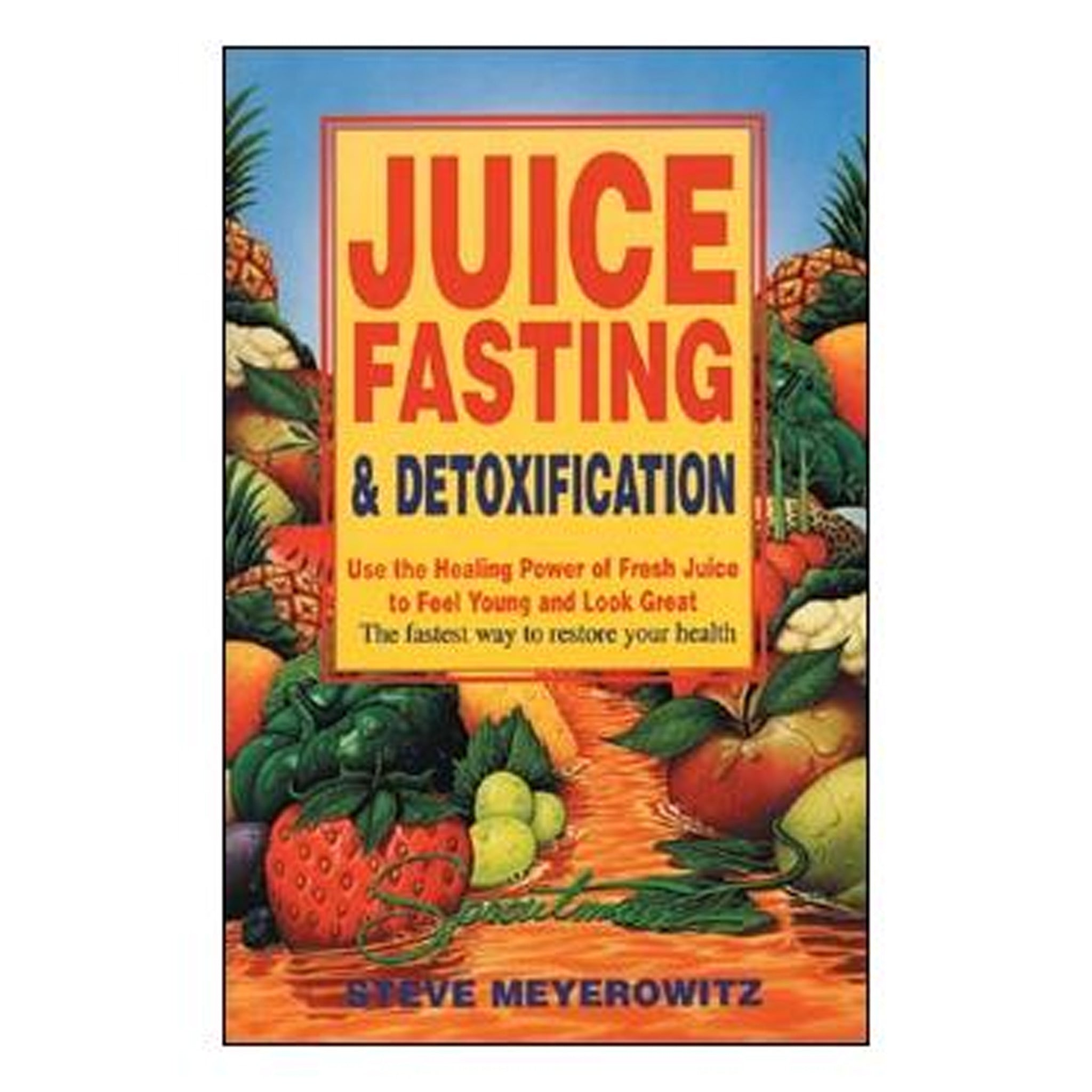 Juice Fasting & Detoxification, GPBSM01 - Tribest