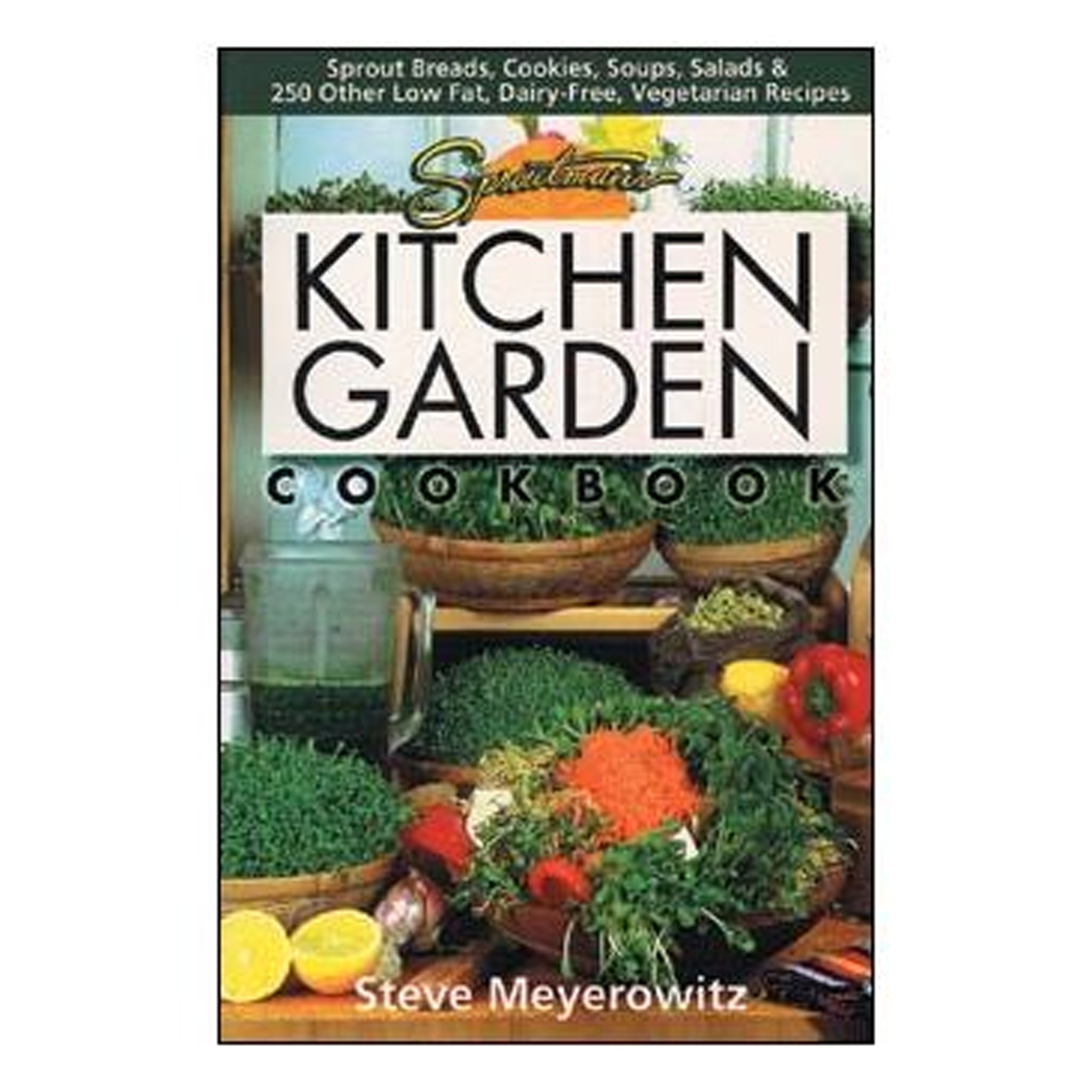 Kitchen Garden Cookbook, GPBSM05 - Tribest