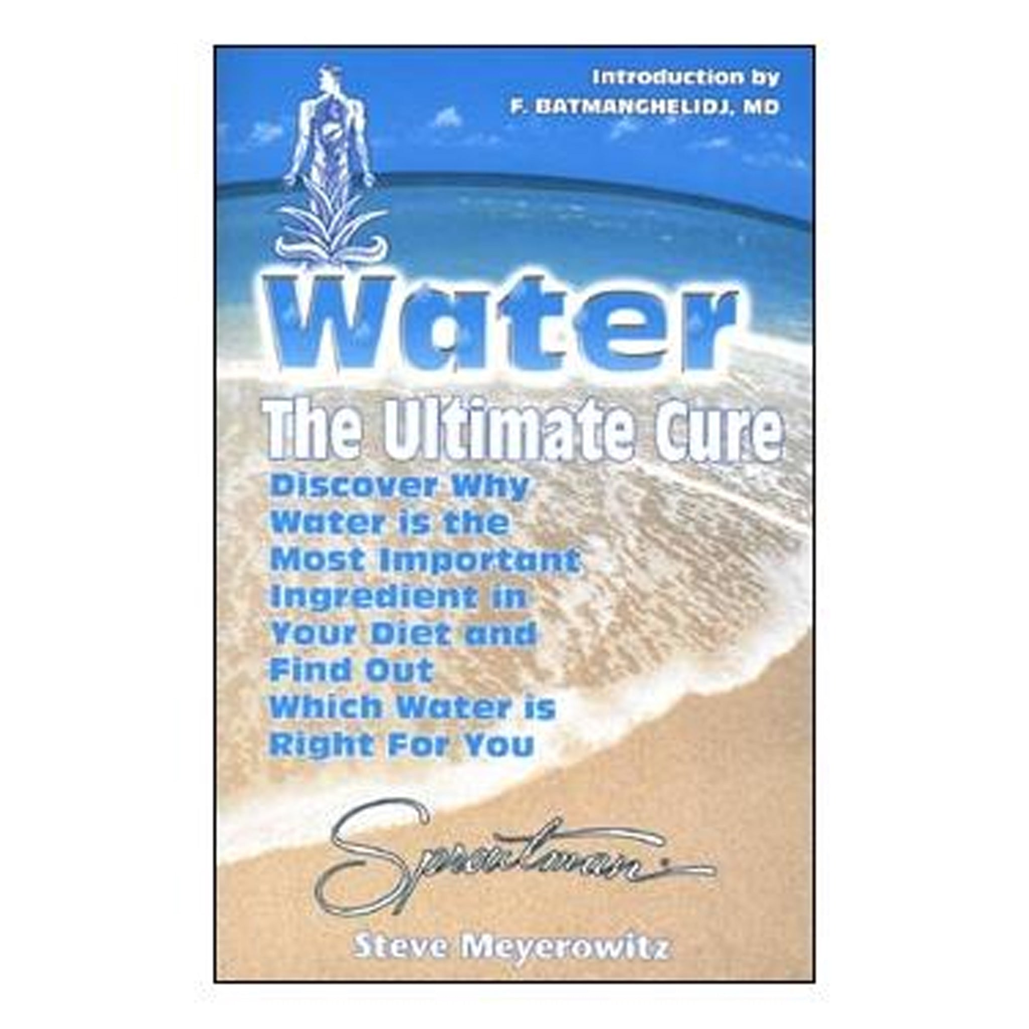 Water, The Ultimate Cure, GPBSM07 - Tribest